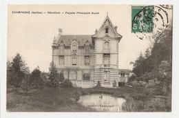 72 Champagné, Chateau Réveillon (526) - Other Municipalities