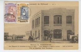 AFRIQUE - DJIBOUTI - Maison R. VORPERIAN - Magasin De Curiosités - Dahomey