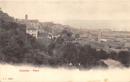 Gibraltar - Rosia - Gibraltar
