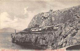 Gibraltar - Europa Point And Light-House - Gibraltar