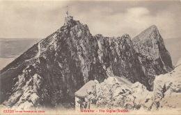 Gibraltar - The Signal Station - Gibraltar