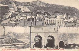 Gibraltar - Casemates Gates And Moorish Castle - Gibraltar