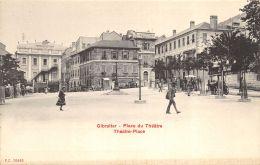 Gibraltar - Theatre-Place - Gibraltar