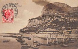 Gibraltar - Waterport Wharf - Gibraltar