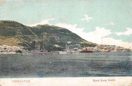Gibraltar - Rock From South - Gibraltar