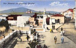 Gibraltar - War Memorial And Boulevard - Gibraltar