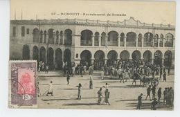 AFRIQUE - DJIBOUTI - Recrutement De Somalis - Dahomey