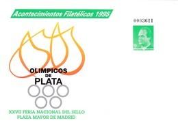 España Sobre Entero Postal Nº 27A - Enteros Postales