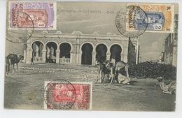 AFRIQUE - DJIBOUTI - Café Arabe - Dahomey