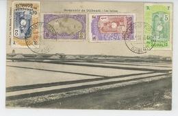AFRIQUE - DJIBOUTI - Les Salines - Dahomey