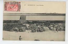 AFRIQUE - DJIBOUTI - Les Docks - Dahomey