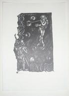 Ex-libris Moderne XXème Illustré -  Allemagne - Hans LAUT - Ex-libris