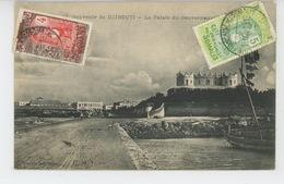 AFRIQUE - DJIBOUTI - Le Palais Du Gouverneur - Dahomey