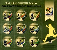 Ref. 252455 * NEW *  - ZIMBABWE . 2010. COPA DEL MUNDO DE FUTBOL. SUDAFRICA-2010 - Zimbabwe (1980-...)