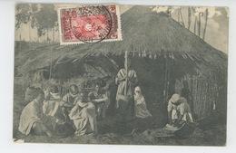 AFRIQUE - DJIBOUTI - La Fabrication Du Couscous - Dahomey