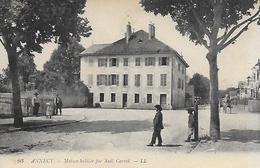 74)  ANNECY  - Maison Habitée Par Sadi Carnot - Annecy