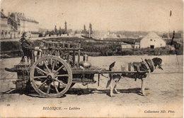 Belgique - Laitière   (104675) - Marchands Ambulants