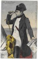 NAPOLEON -1 Carte Faisant Partie D'un PUZZLE- N°348 BATAILLE DE WAGRAM (à Cheval Avec Lunette-longue Vue) E.L.D.LE DELAY - Politicians & Soldiers