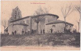 31. LUSSAN-ADEILHAC. L'Eglise. 1455 - Francia