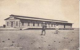 Baghdad , Railway Station - Iraq
