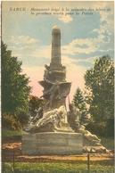 Belgique - Namur - Monument érigé à La Mémoire Des Héros De La Province Morts Pour La Patrie - Colorisée - 5858 - Namen