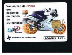 MESSICO (MEXICO) - SEGUROS INBURSA - USED - RIF.   10788 - Mexico