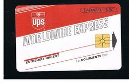 MESSICO (MEXICO) -  1998 UPS, CALENDAR - USED - RIF.   10790 - Mexico