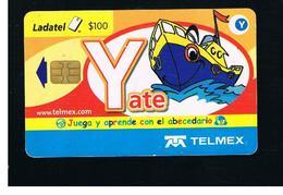 MESSICO (MEXICO) -  YATE   - USED - RIF.   10790 - Mexico