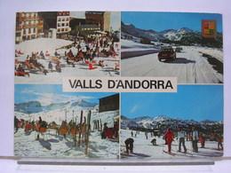 ANDORRE - LOT DE 3 CARTES - Andorre