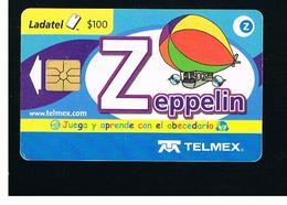 MESSICO (MEXICO) - ZEPPELIN   - USED - RIF.   10790 - Mexico