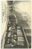 63 CLERMONT FERRAND Devanture Lingerie BOREL Rue Des Gras Scan Recto Verso - Clermont Ferrand