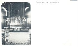 Scherpenheuvel-Zichem - CPA - Montaigu - Souvenir De Montaigu - Scherpenheuvel-Zichem