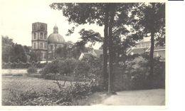 Scherpenheuvel-Zichem - CPA - Montaigu - Vue Générale De La Basilique - Scherpenheuvel-Zichem