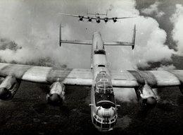 AVRO LINCOLN   BOMBER   21* 16 CM Aviation, AIRPLAIN, AVION AIRCRAFT - Aviación