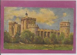 36.- LIGNAC .- Château Guillaume - France