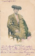 T.848.  MACHAQUITO - 1904 - Corrida