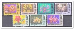 Maleisië Trengganu 1979, Postfris MNH, Flowers - Maleisië (1964-...)