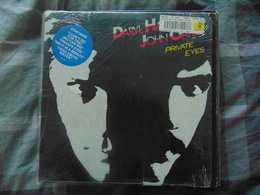 Hall & Oates- Private Eyes - Rock