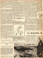 Strip Tintin...Ils Arivent !...du Mercredi 5 Juillet 1944.... - Tintin