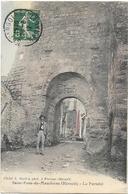 Saint-Pons-de-Mauchiens NA1: Le Portalet 1912 - Saint-Pons-de-Mauchiens