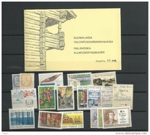 1979 MNH Finland, Finnland, Year Complete According To Michel, Postfris - Finland