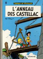 Peyo Johan Et Pirlouit L'anneau Des Castellac - Johan Et Pirlouit
