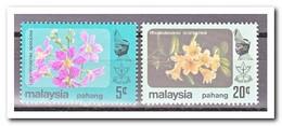 Maleisië Pahang 1984, Postfris MNH, Flowers - Maleisië (1964-...)