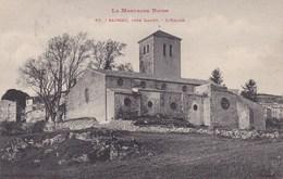 La Montagne Noire Saissac Pres Lampy L Eglise - Otros Municipios