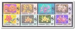 Maleisië Negeri Sembilan 1979, Postfris MNH, Flowers ( 20c 2 Colors ) - Maleisië (1964-...)