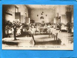 Cote D'ivoire-Bouaké-beau  Plan Animé Salle à Manger Du Buffet -années 30-édition Lauroy - Ivory Coast