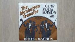 Manhattan Transfer - Clap Your Hands - Vinyl-Single - Disco, Pop