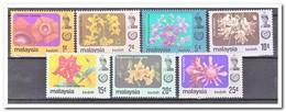 Maleisië Kedah 1979, Postfris MNH, Flowers - Maleisië (1964-...)