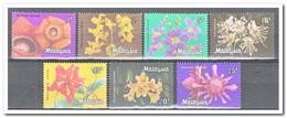 Maleisië Wilayah Persekutuan 1979, Postfris MNH, Flowers - Maleisië (1964-...)