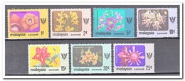 Maleisië Sarawak 1979, Postfris MNH, Flowers - Maleisië (1964-...)